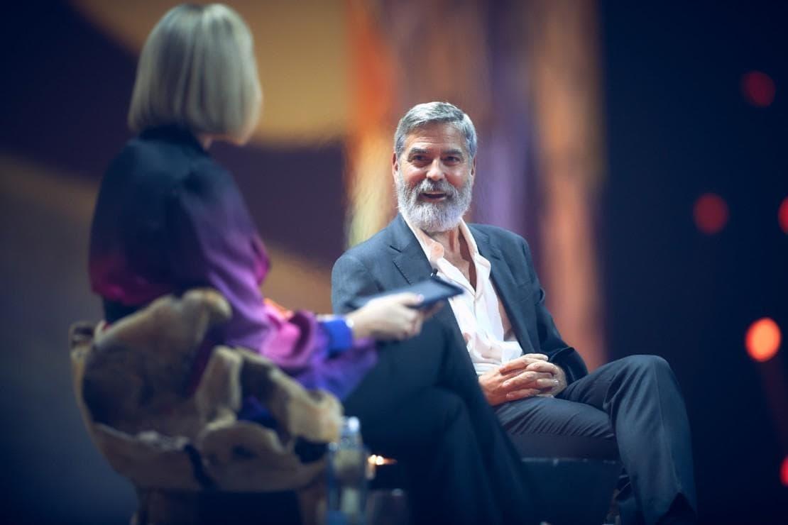 George Clooney - NBForum Helsinki 2019