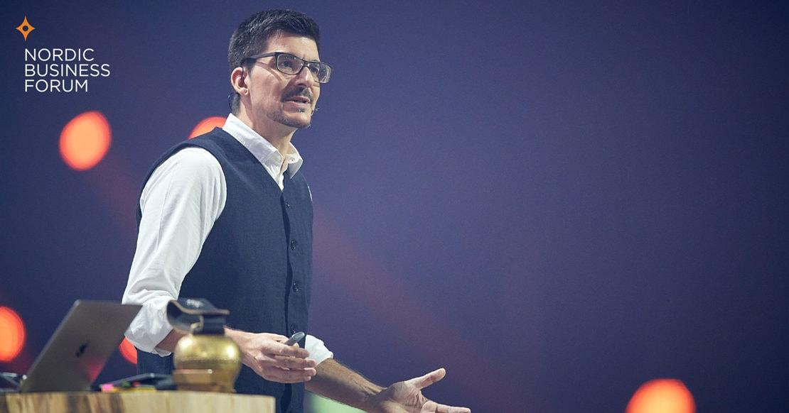 Alex Osterwalder at NBForum 2019