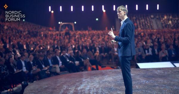 Anssi Rantanen at NBForum 2019