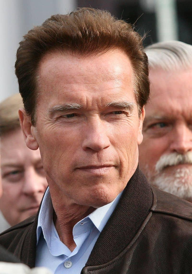 arnold schwarzenegger a man of many talents nordic business forum