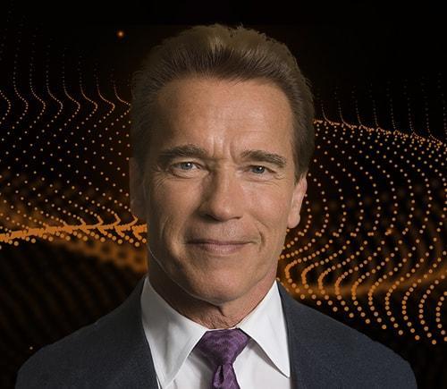 Arnold Schwarzenegger NBF2020