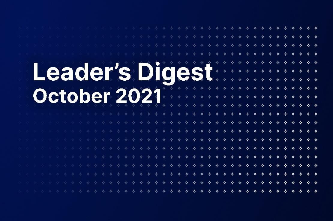 Leader's Digest October 2021