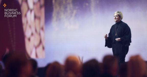 Brene Brown at NBForum 2019