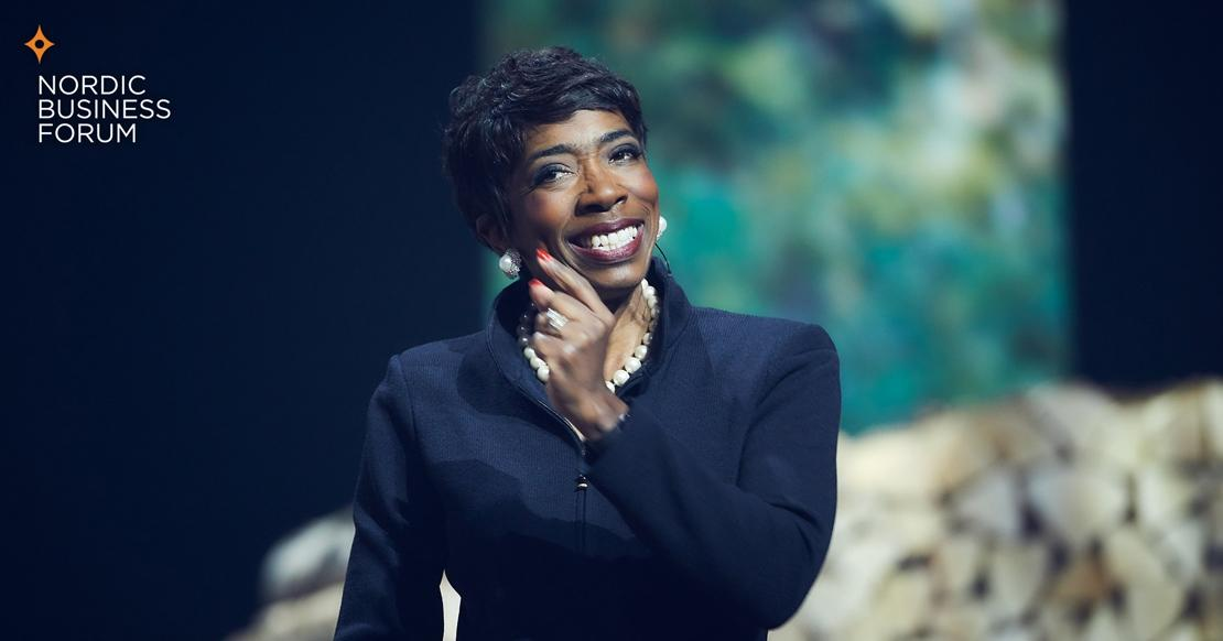 Carla Harris at NBForum 2019