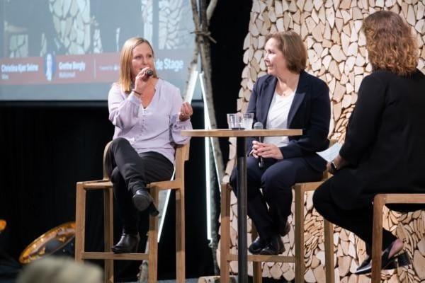 Rethinking Organizations with Grethe Bergly & Christina Kjær Seime