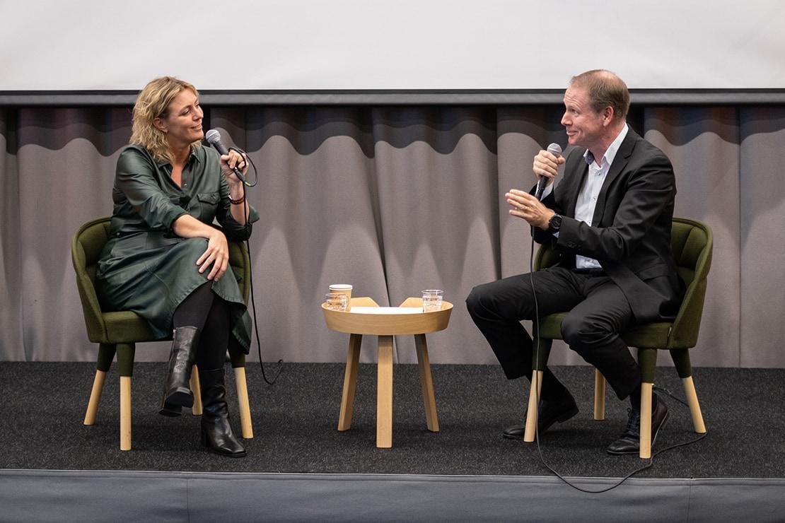 Future of Work with Jitske Kramer & Magnus Kuchler