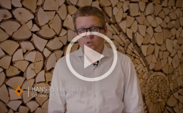 Hans-Peter Siefen - NBF 2021 announcement