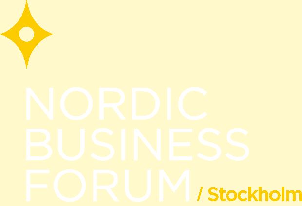 Nordic Business Forum Stockholm