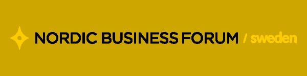 Nordic Business Forum Sweden 2018