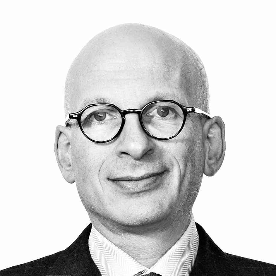 Seth Godin Nordic Business Forum