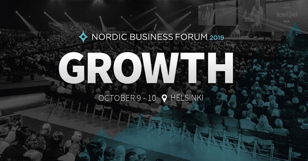 NBForum2019 Theme is Growth