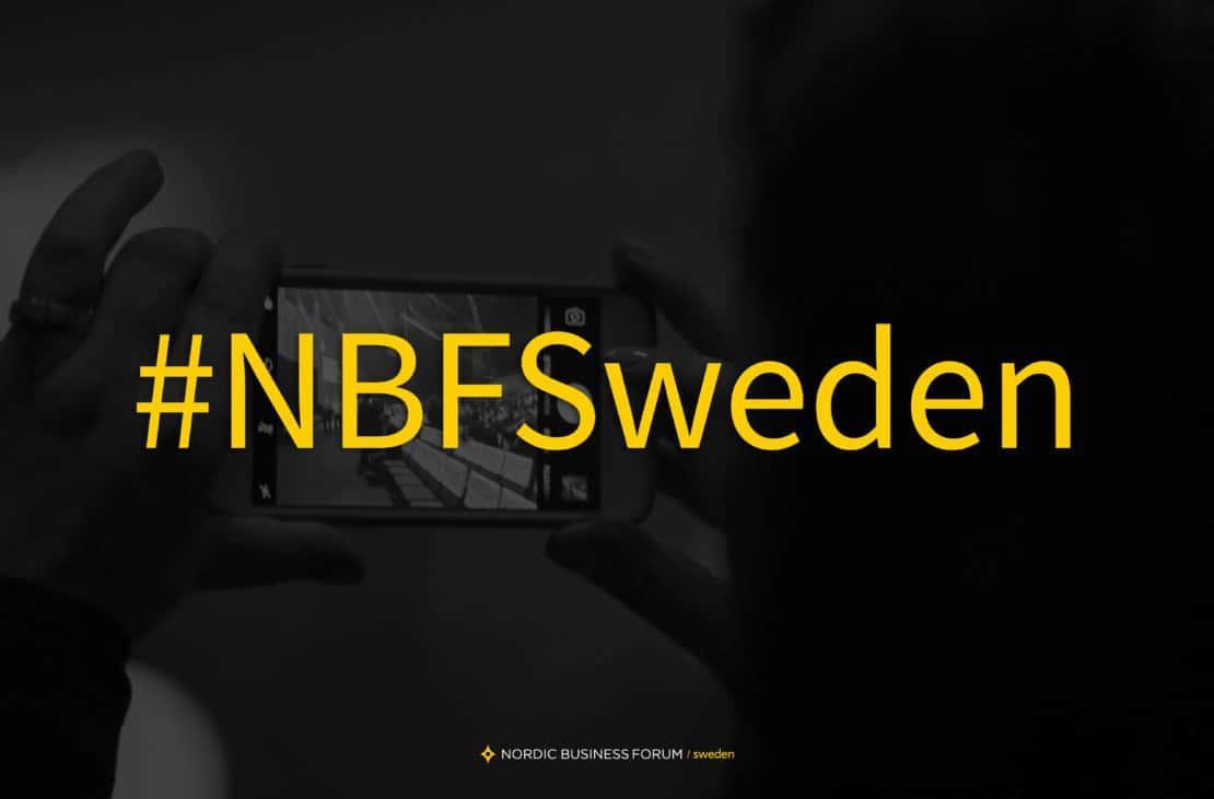 #NBFSweden