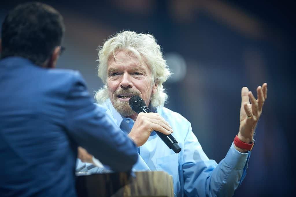 Sir Richard Branson - Nordic Business Forum 2017