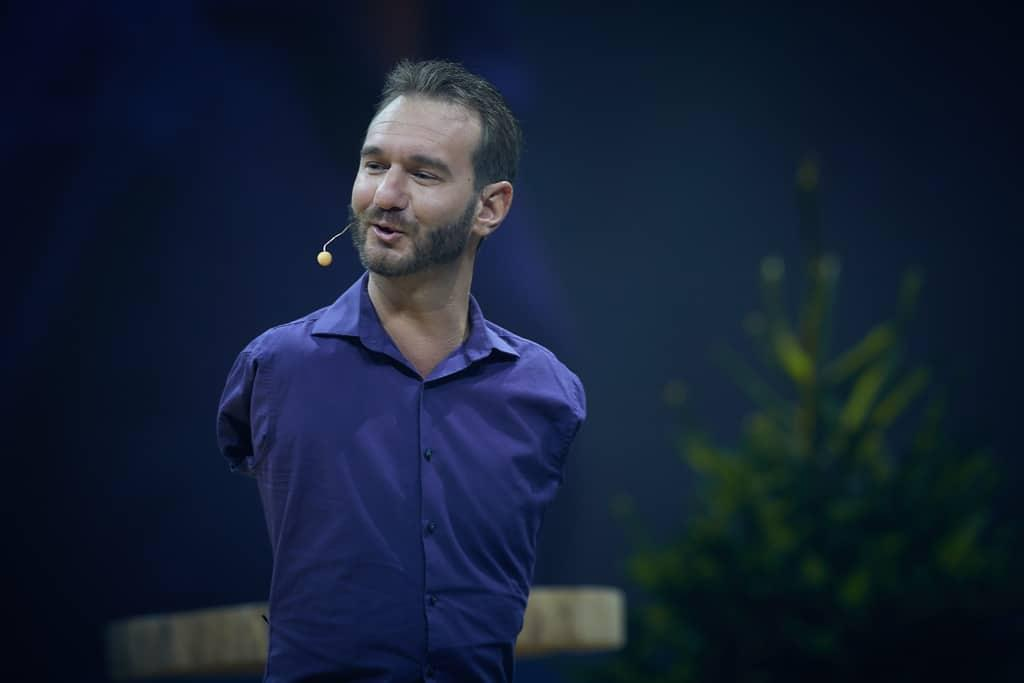 Nick Vujicic - Nordic Business Forum 2017