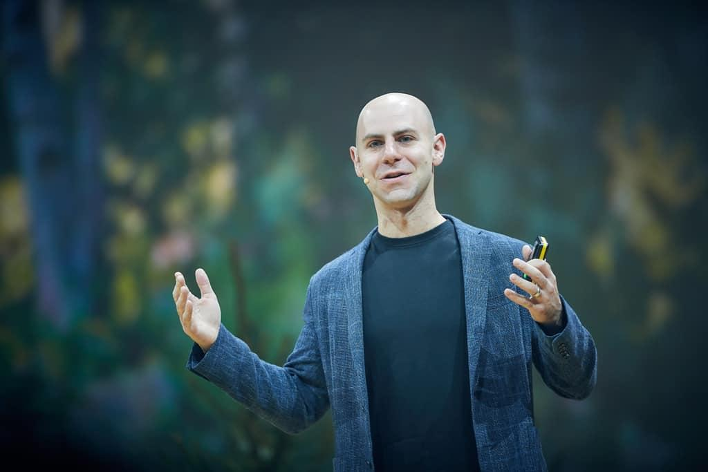 Adam Grant - Nordic Business Forum 2017