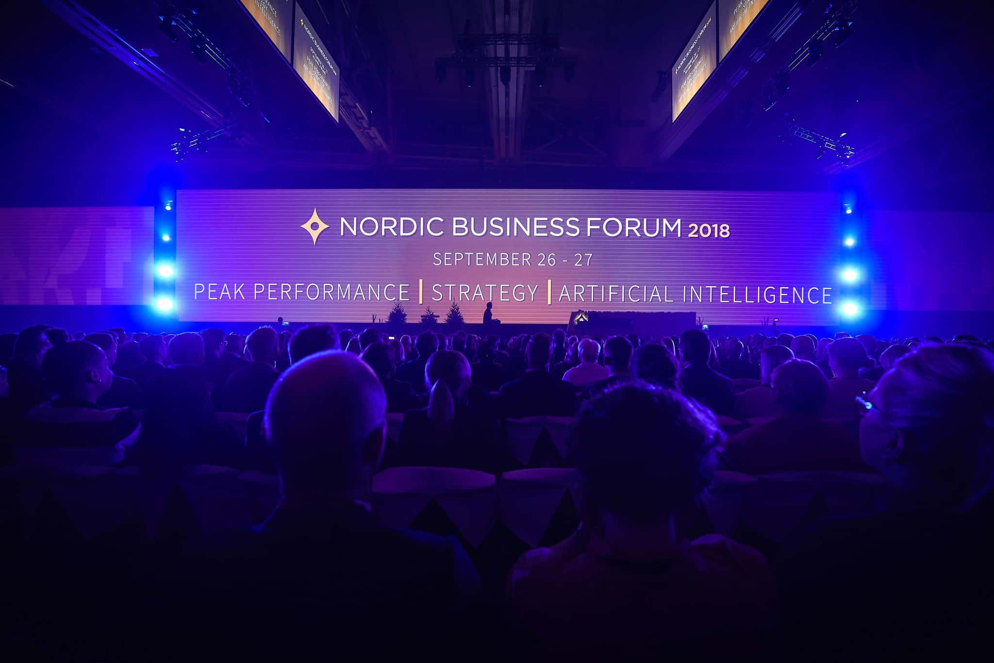 Nordic Business Forum 2020