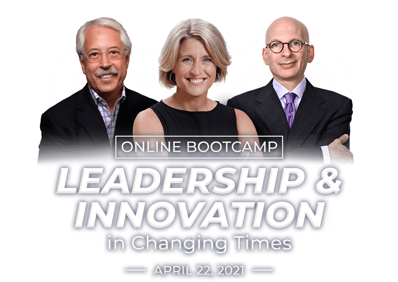 Online Bootcamp Leadership and Innovation in Changing Times - April 22, 2021