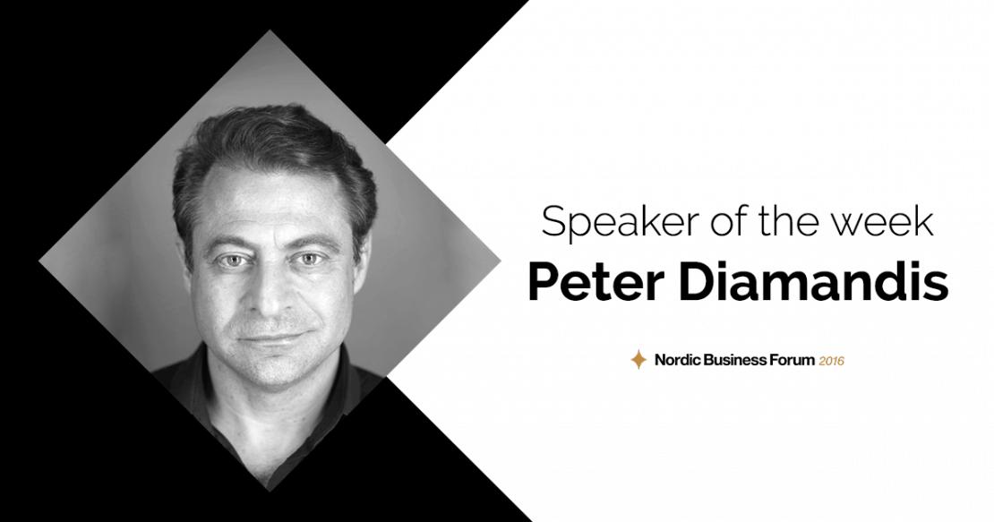 Peter diamandis blog