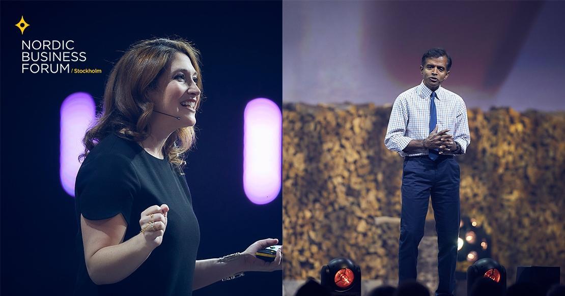 Randi Zuckerberg and Aswath Damodaran