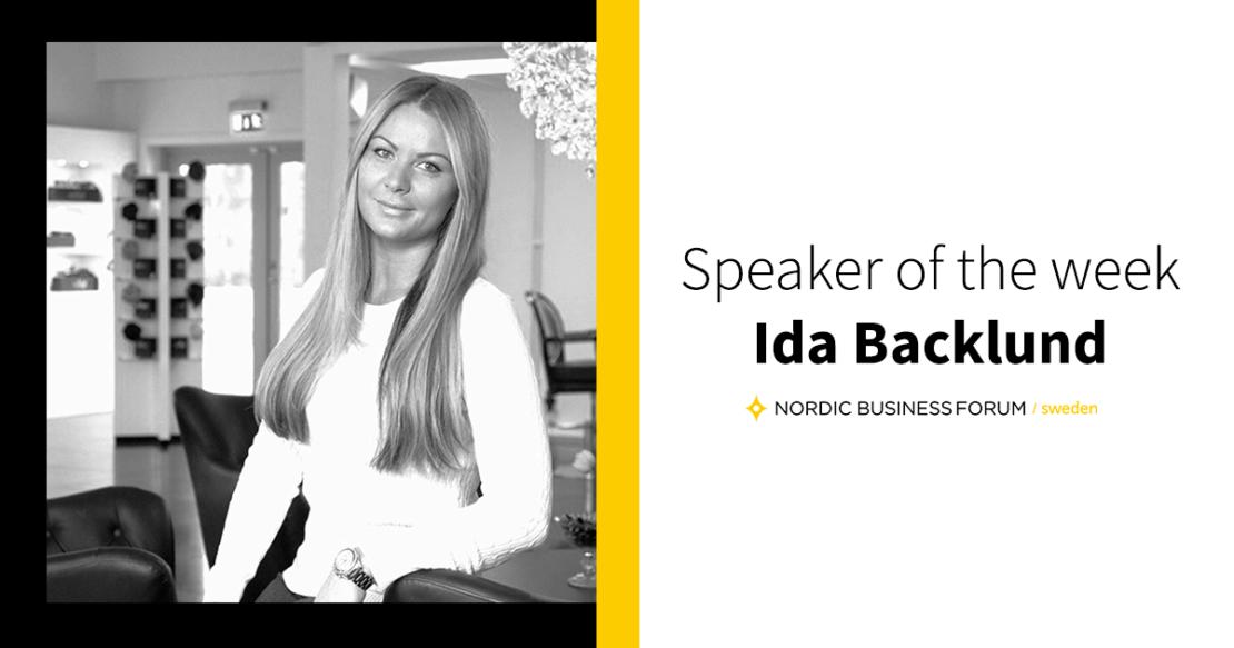 Ida Backlund