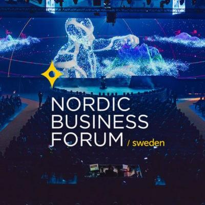 Nordic Business Forum - Building leaders who change the world