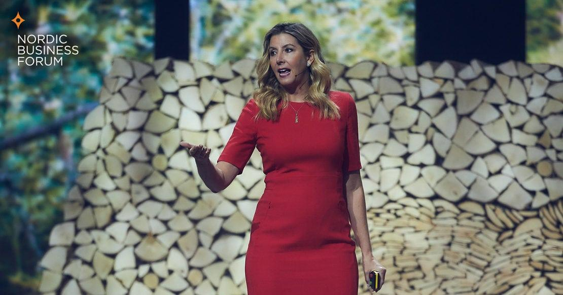 Sara Blakely at NBForum 2019