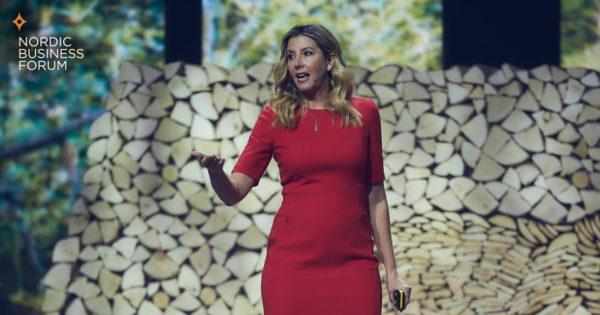 Sara Blakely at NBForum 2019