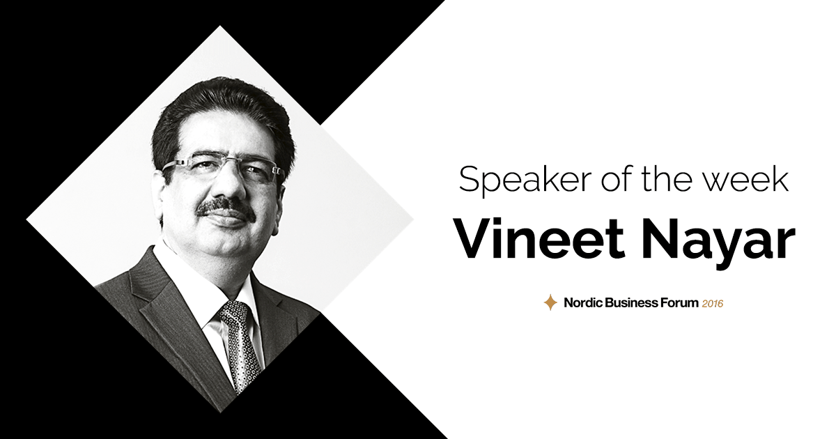vineet nayar As the global economy slows down, demand for the services of indian it firms should shrink but for vineet nayar, ceo of new delhi-based hcl technologies, one of india's largest it firms, the slowdown.