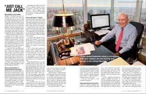 Welch article first spread
