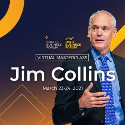 Virtual Masterclass with Jim Collins