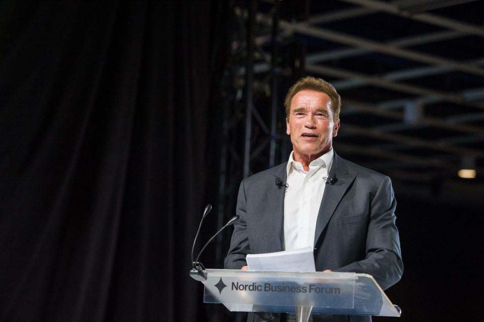 5 rules to being successful nordic business report nordic business forum arnold schwarzenegger 8505 malvernweather Choice Image