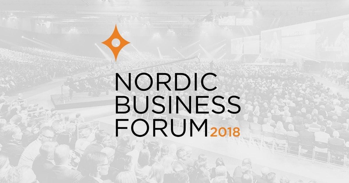 nordic business forum 2018