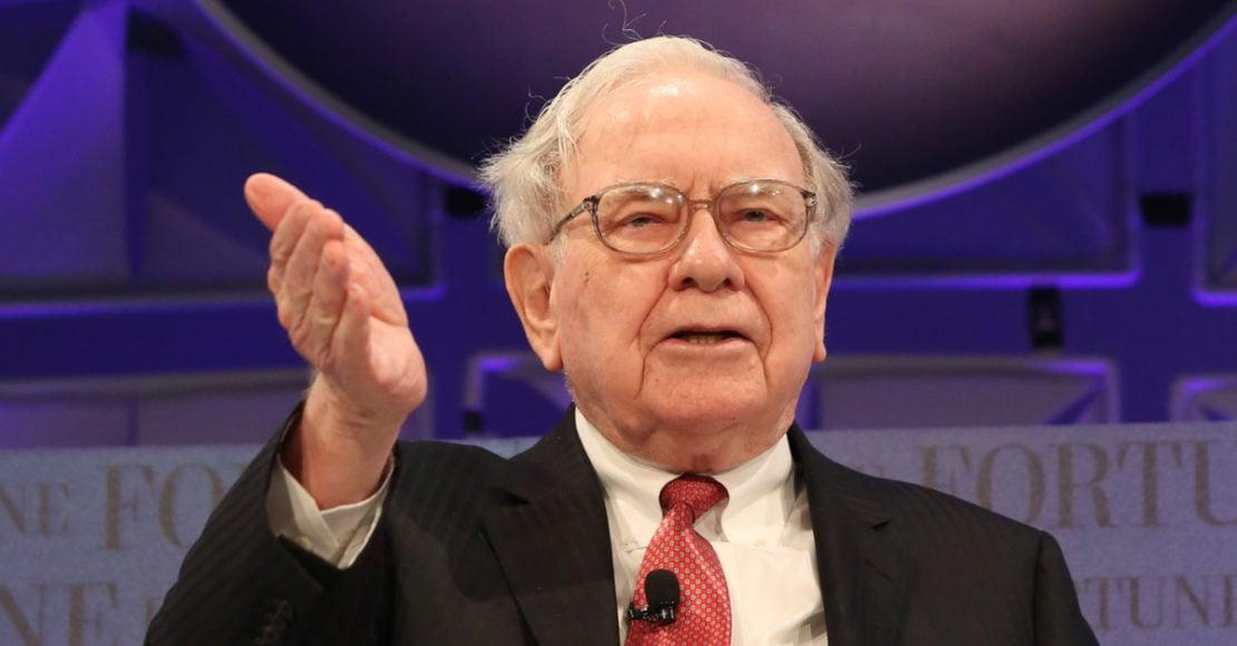 Warren Buffet's annual letter