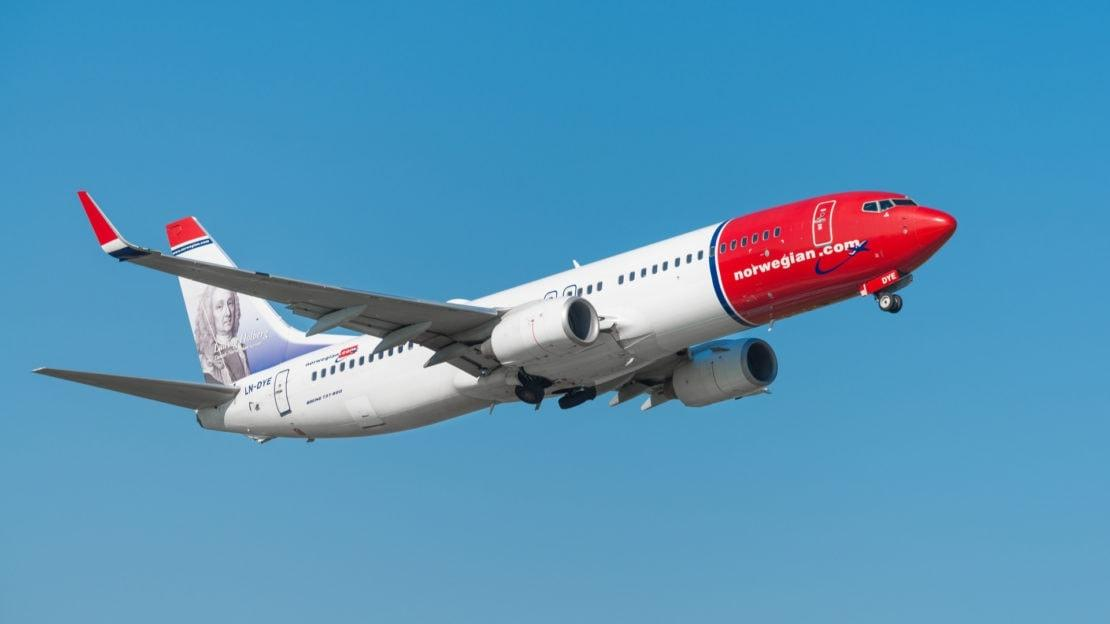 Norwegian Air seeks cash injection