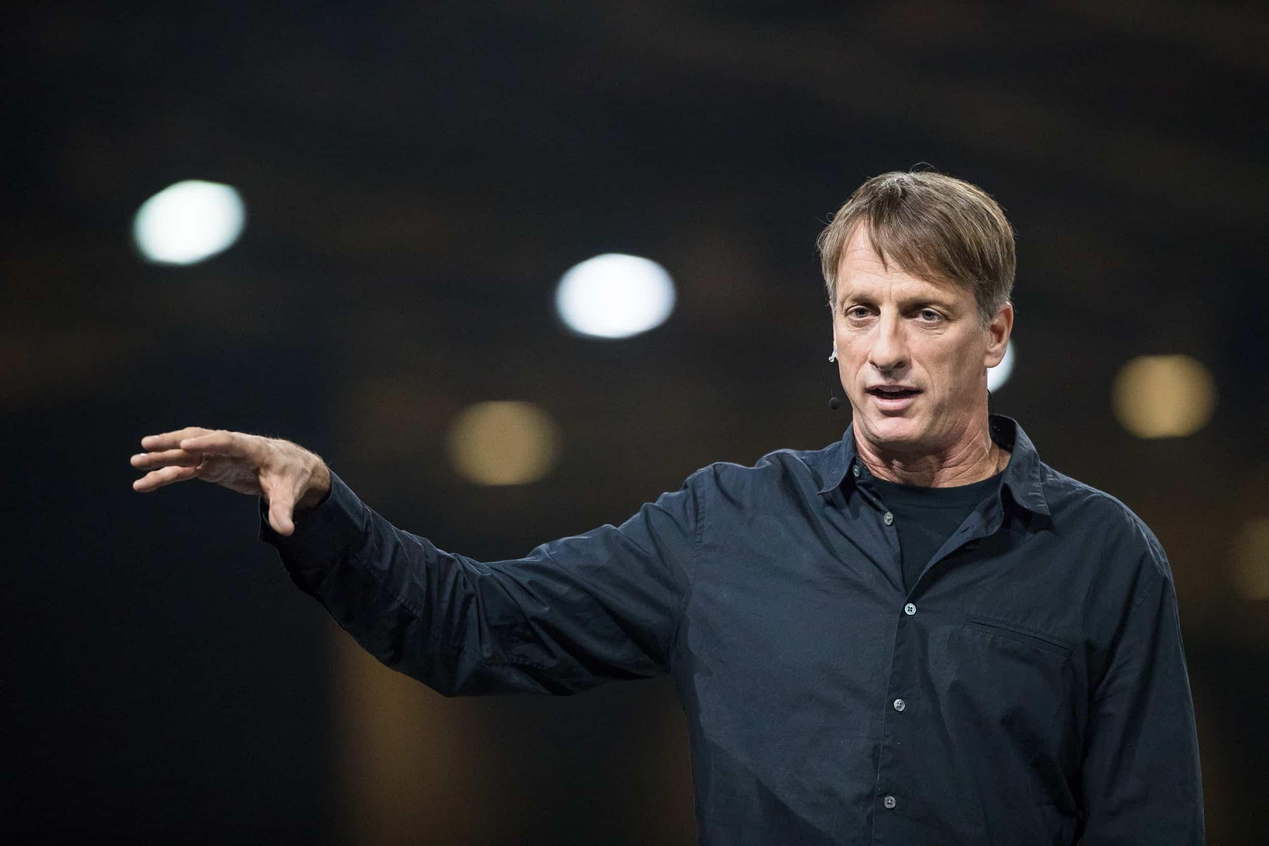 Tony Hawk: Where passion and persistence meet